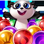 パンダポップ 基本プレイ無料のバブルパズルゲーム SGN