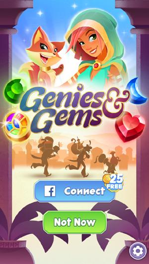 じぇにーあんどじぇむGenies&Gems