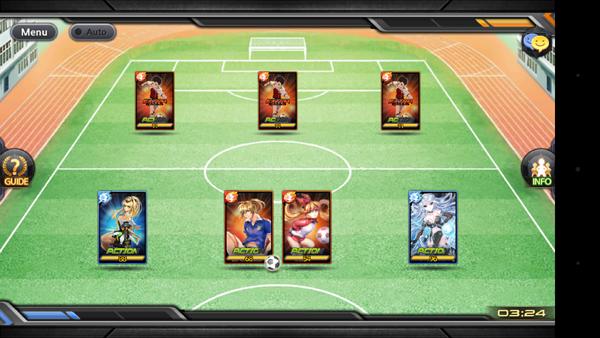 サッカースピリッツ無料アプリ